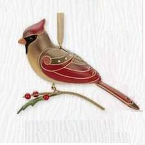 2010 Beauty Of Birds - Lady Cardinal Limited