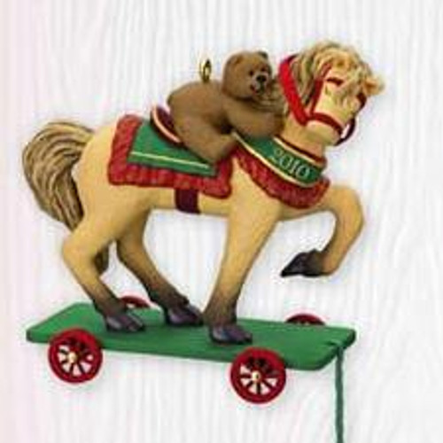 2010 A Pony For Christmas - Limited Edition