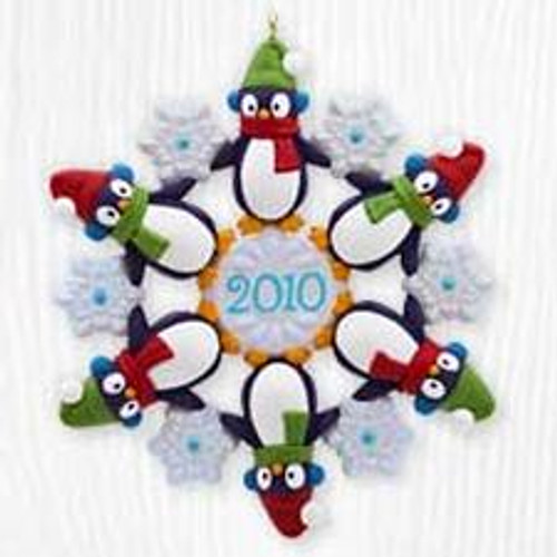 2010 Snow Many Penguins - Limited