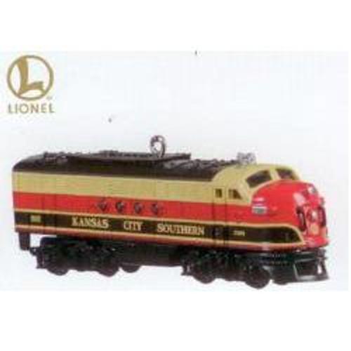 2010 Lionel- Kansas City Southern Locomotive Ltd