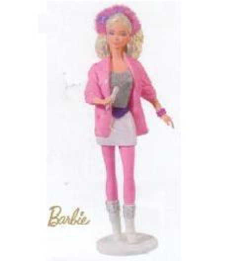 2010 Barbie And The Rockers Doll Ltd