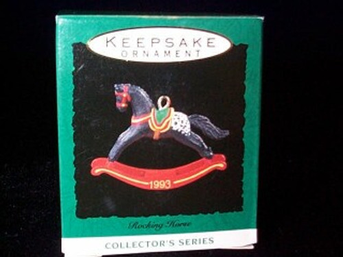 1993 Rocking Horse - Mini #6