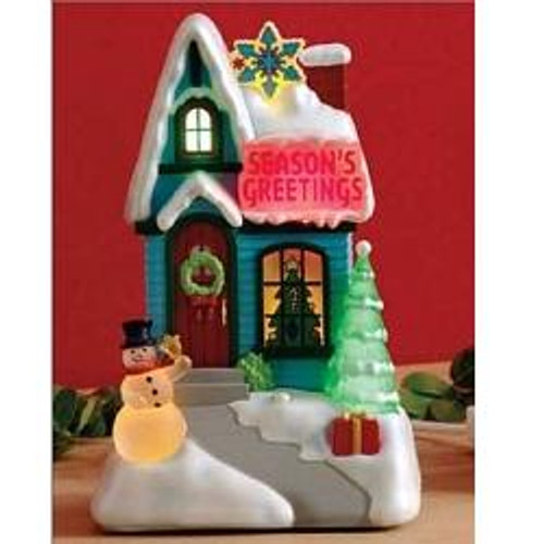 2009 Caroling Cottages - Seasons Greetings