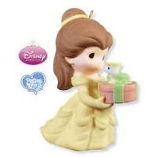 2009 Disney - Belle and Chip - Limited