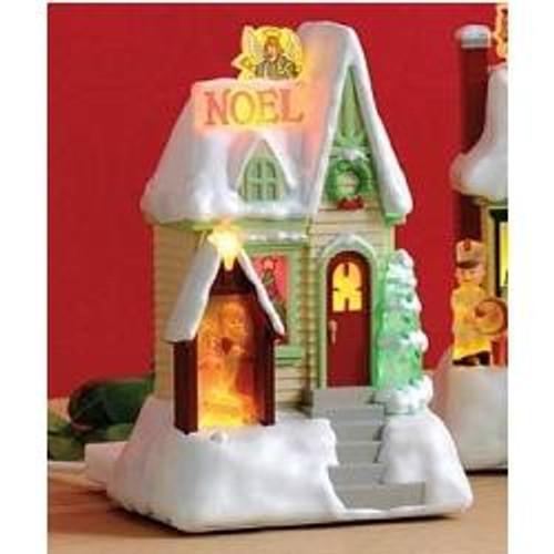 2009 Caroling Cottages - Noel