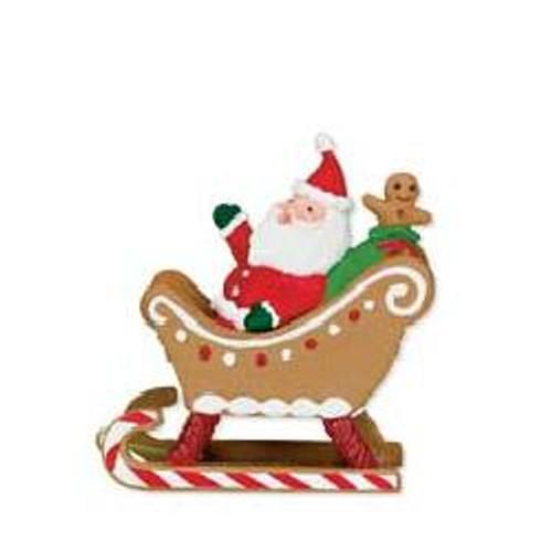 2009 Santa Sleigh Collection - Santas Sleigh