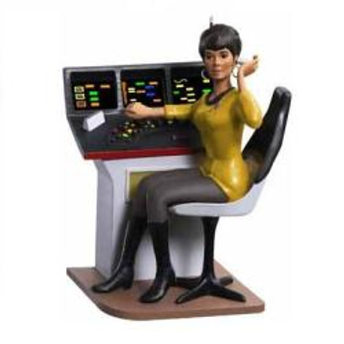 2009 Star Trek - LT Uhura - SDCC - Limited