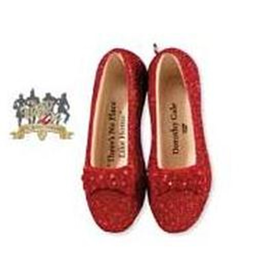 2009 Wizard Of Oz - Ruby Slippers - Limited