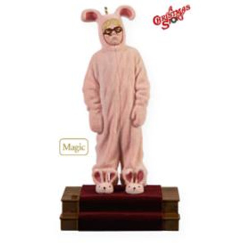 2009 A Christmas Story - Ralphie's Pink Nightmare