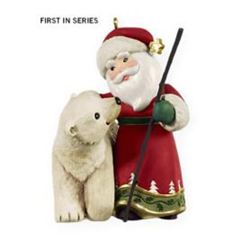 2009 A Visit From Santa #1 - Bear