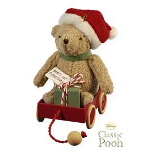 2009 Baby's 1st Christmas - Pooh