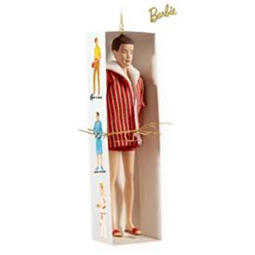 2009 Barbie - Boyfriend Ken