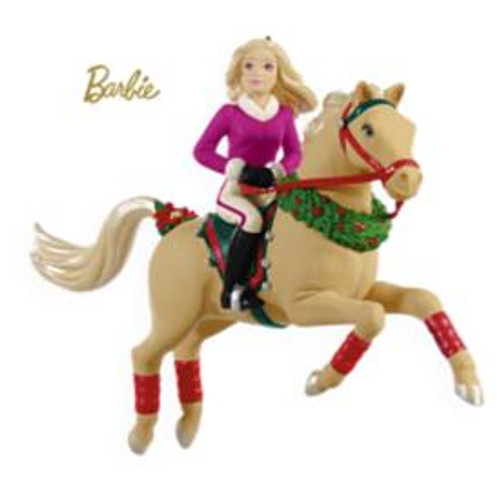 2009 Barbie - Best In Show - Horse
