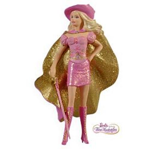 2009 Barbie - Corinne - Three Musketeers
