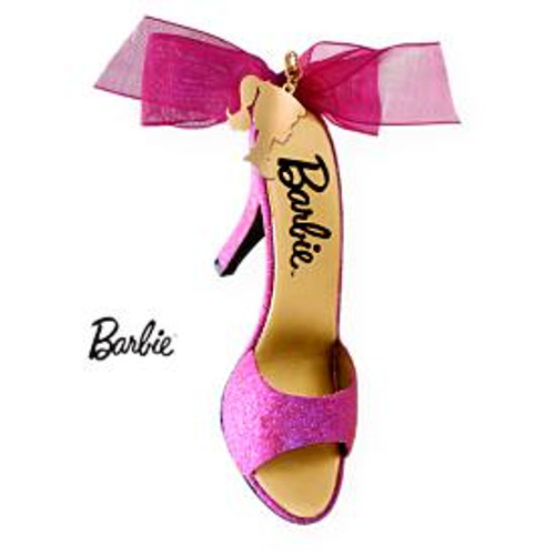 2009 Barbie - Shoe-sational