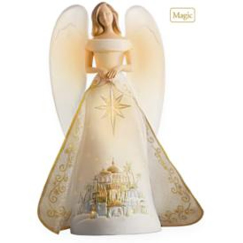 2009 Bethlehem Angel Tree Topper