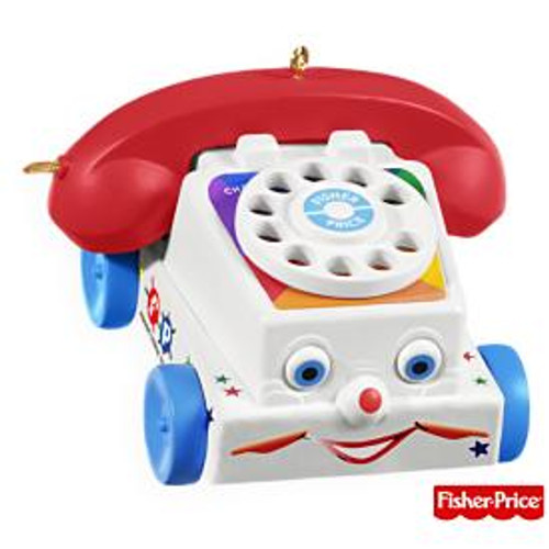 2009 Chatter Telephone - Fisher Price