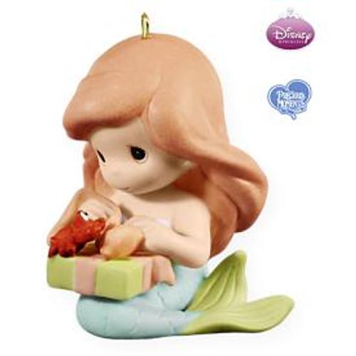2009 Disney - Ariel and Sebastian