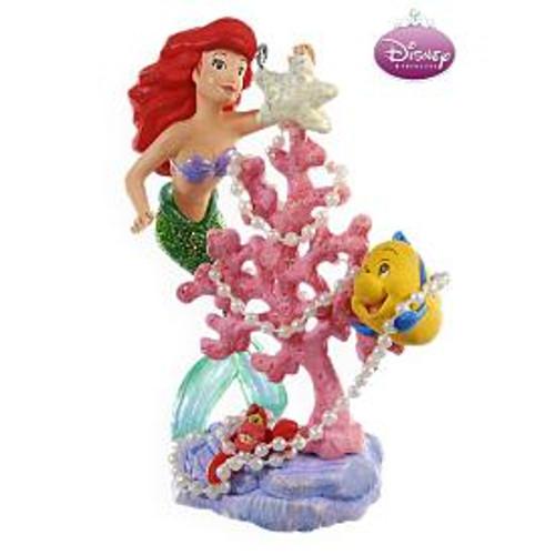 2009 Disney - Merry Coral Christmas Tree