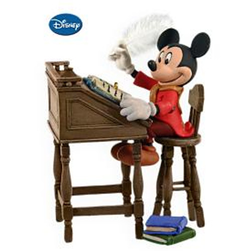 2009 Disney - Mickey As Bob Cratchit #1