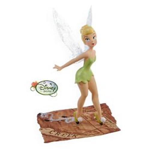 2009 Disney - Mischievous Little Tinker Bell
