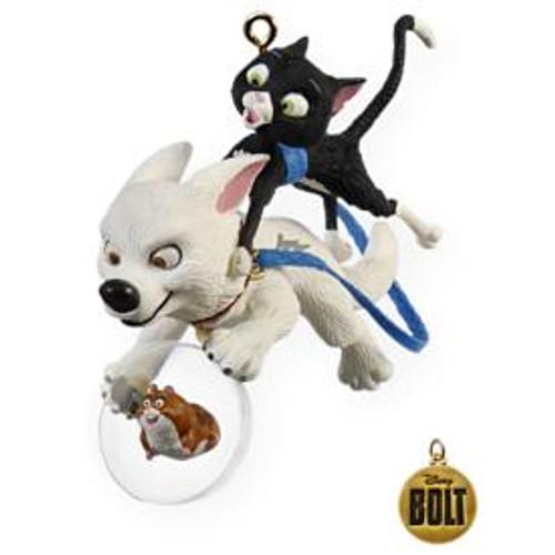 2009 Disney - One Unlikely Team - Bolt