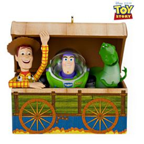 2009 Disney - Toy Story - Time To Play