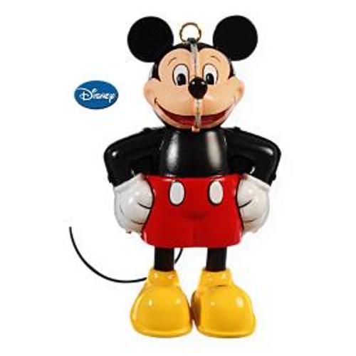 2009 Disney - Vintage Tin Mickey