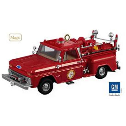 2009 Fire Brigade #7 - 1965 Chevrolet Fire Engine