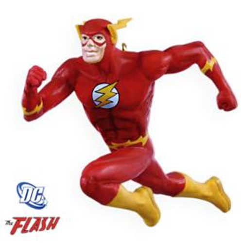 2009 Flash - The Fastest Man Alive