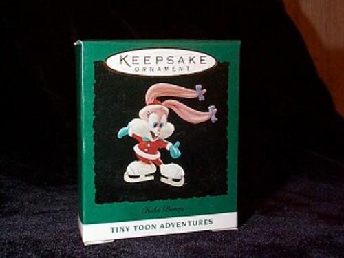 QEO8146 Sunny Bunny Garden 1994 Hallmark Keepsake Ornament