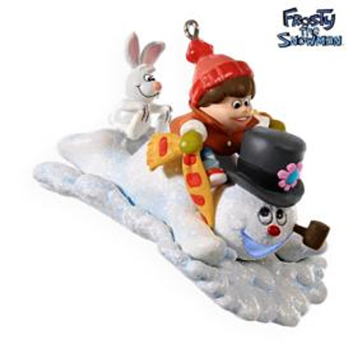 2009 Frosty The Snowman - A Winterfun Ride