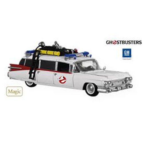 2009 Ghostbusters - Ecto-1