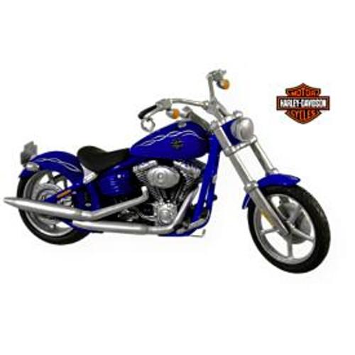 2009 Harley Davidson #11 - 2008 FXCWC Softail Rocker