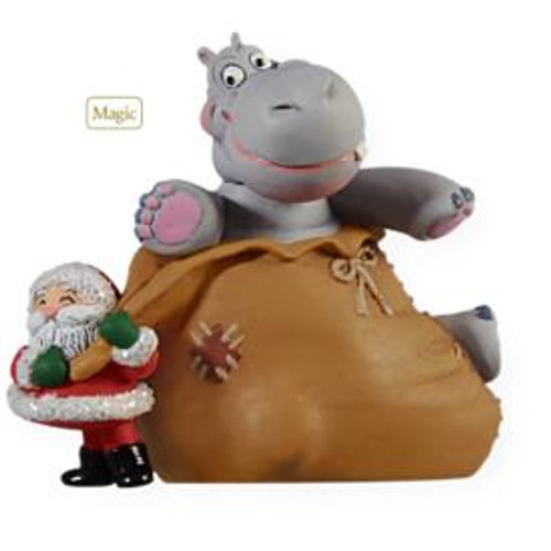 2009 Hippo For Christmas - sound