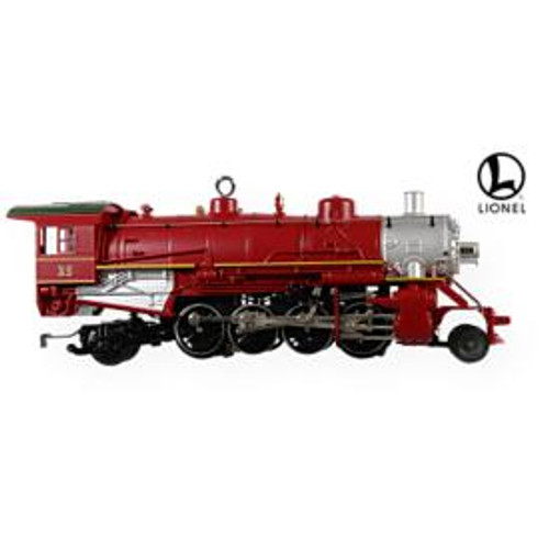 2009 Lionel - Holiday Red Mikado
