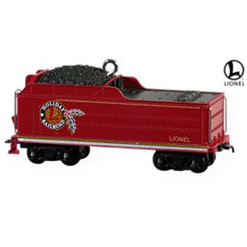 2009 Lionel - Holiday Red Mikado Tender