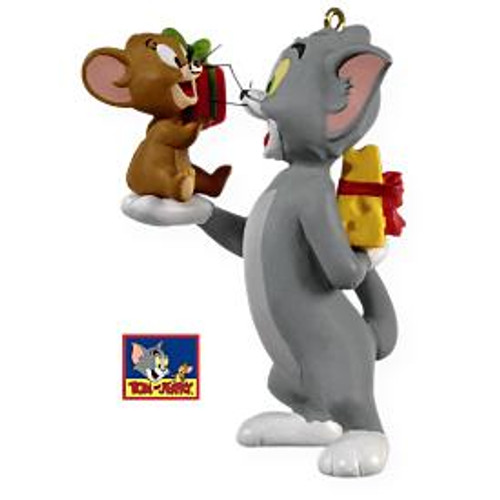 2009 Tom And Jerry - A Cat-and-mouse Christmas