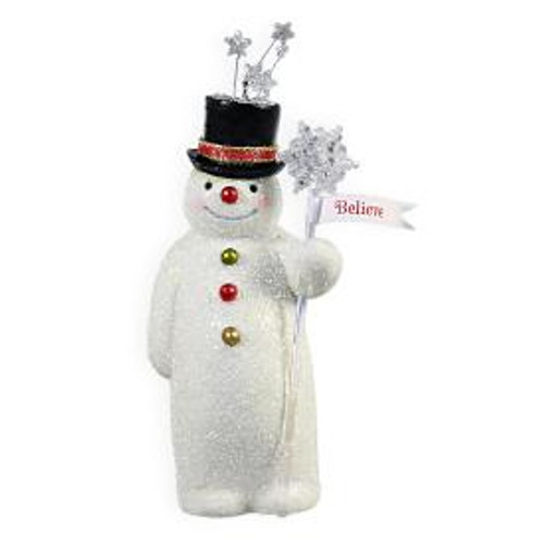 2009 Magical Snowman