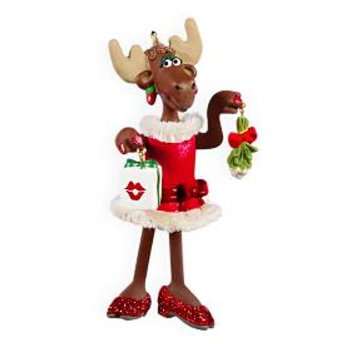 2009 Merry Kiss-Moose
