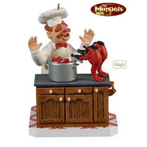 2009 Muppets - The Swedish Chef