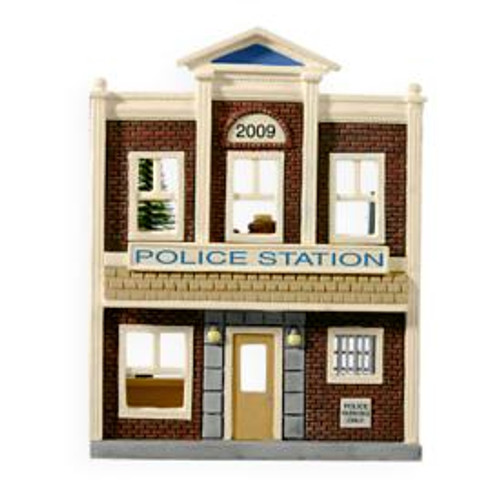 2009 Nostalgic Houses #26 - Korners Police Station