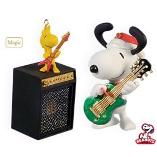 2009 Peanuts - Christmas Rocks!