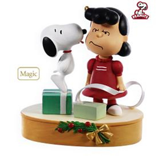 2009 Peanuts - Kissed By A Dog