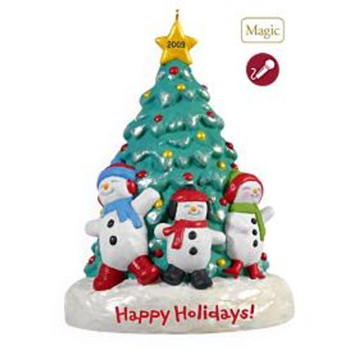 2009 Rockin Around The Christmas Tree - Recordable