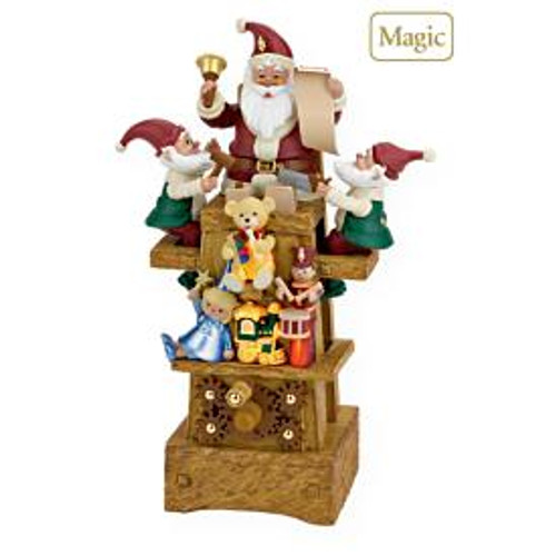 2009 Santa's Jolly Workshop