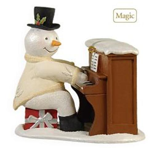 2009 Sing-along Snowman