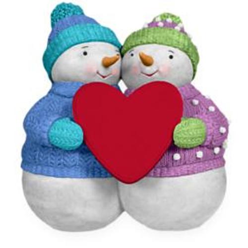 2009 Snow Couple - Write