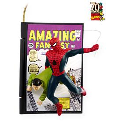 2009 Comic Book Heroes #2 - Spider-man