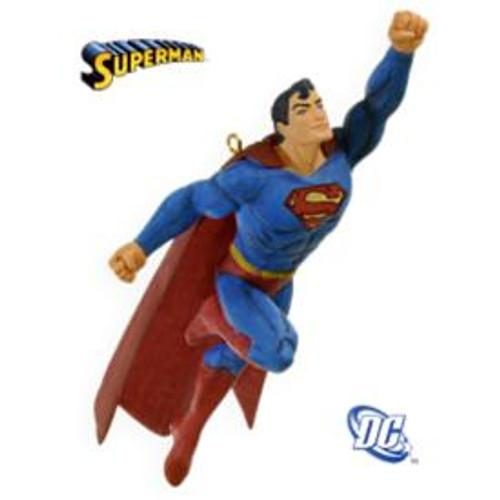 2009 Superman - A Hero Bravely Rises